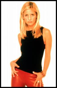 Buffy The Vampire Slayer (TV) - 8 x 10 Color Photo #004