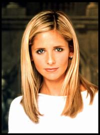 Buffy The Vampire Slayer (TV) - 8 x 10 Color Photo #008