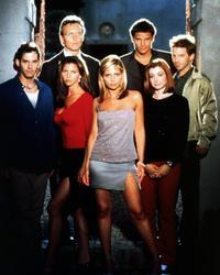 Buffy The Vampire Slayer (TV) - 8 x 10 Color Photo #024