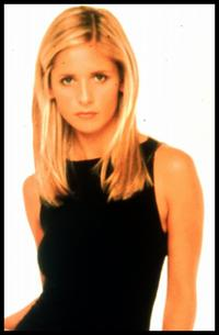 Buffy The Vampire Slayer (TV) - 8 x 10 Color Photo #036