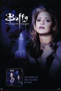 Buffy The Vampire Slayer (TV) - 11 x 17 TV Poster - Style D