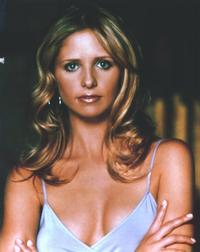 Buffy The Vampire Slayer (TV) - 8 x 10 Color Photo #037