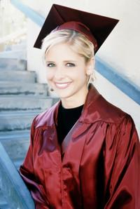 Buffy The Vampire Slayer (TV) - 8 x 10 Color Photo #046