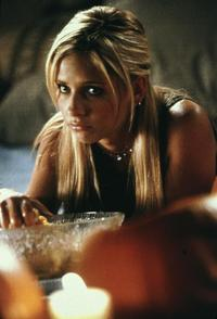 Buffy The Vampire Slayer (TV) - 8 x 10 Color Photo #050