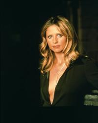 Buffy The Vampire Slayer (TV) - 8 x 10 Color Photo #071