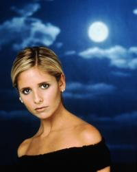 Buffy The Vampire Slayer (TV) - 8 x 10 Color Photo #078