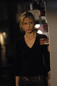 Buffy The Vampire Slayer (TV) - 8 x 10 Color Photo #084