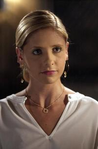 Buffy The Vampire Slayer (TV) - 8 x 10 Color Photo #092