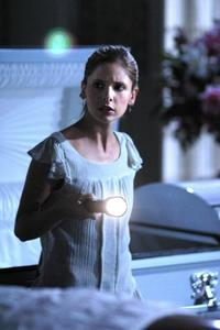 Buffy The Vampire Slayer (TV) - 8 x 10 Color Photo #096