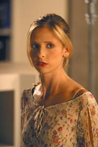 Buffy The Vampire Slayer (TV) - 8 x 10 Color Photo #099