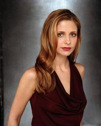Buffy The Vampire Slayer (TV) - 8 x 10 Color Photo #105
