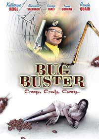 Bug Buster - 11 x 17 Movie Poster - Style A