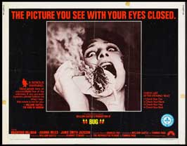 Bug - 22 x 28 Movie Poster - Half Sheet Style A