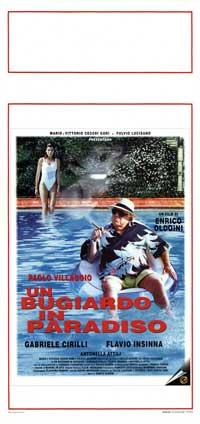 Bugiardo in paradiso, Un - 13 x 28 Movie Poster - Italian Style A