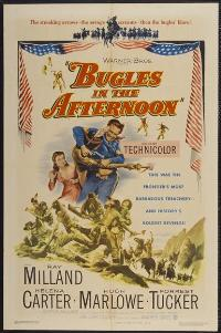 Bugles in the Afternoon - 27 x 40 Movie Poster - Style A