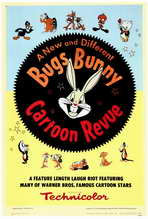 Bugs Bunny A Cartoon Revue - 27 x 40 Movie Poster - Style A