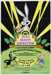 Bugs Bunny Superstar - 27 x 40 Movie Poster - Style A
