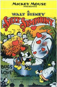 Bugs in Love - 43 x 62 Movie Poster - Bus Shelter Style A