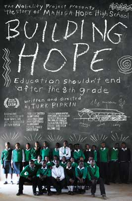 Building Hope - 11 x 17 Movie Poster - Style A
