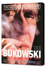 Bukowski: Born Into This - 11 x 17 Movie Poster - Style A - Museum Wrapped Canvas