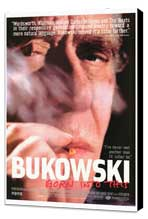 Bukowski: Born Into This - 27 x 40 Movie Poster - Style A - Museum Wrapped Canvas