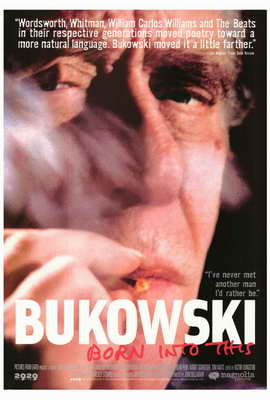 Bukowski: Born Into This - 27 x 40 Movie Poster - Style A