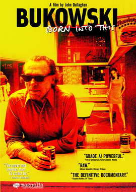 Bukowski: Born Into This - 11 x 17 Movie Poster - Style B