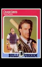 Bull Durham - 11 x 17 Movie Poster - Style B