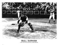 Bull Durham - 8 x 10 B&W Photo #13