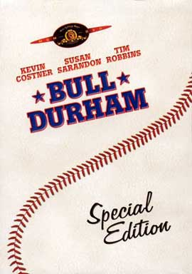 Bull Durham - 11 x 17 Movie Poster - Style F