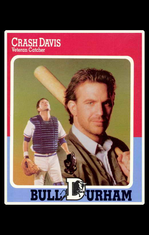 Bull Durham Movie Posters From Movie Poster Shop