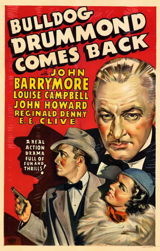 Bulldog Drummond Comes Back movie