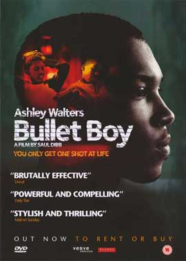 Bullet Boy - 11 x 17 Movie Poster - Style A