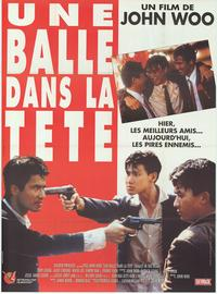 Bullet in the Head - 27 x 40 Movie Poster - Style B
