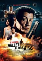 Bullet to the Head - DS 1 Sheet Movie Poster - Style A