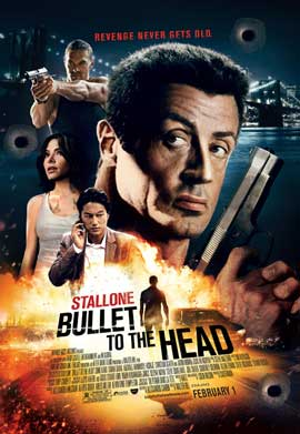 Bullet to the Head - 11 x 17 Movie Poster - Style A