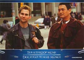 Bulletproof Monk - 11 x 14 Poster German Style D