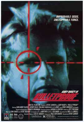 Bulletproof - 27 x 40 Movie Poster - Style A