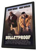 Bulletproof - 11 x 17 Movie Poster - Style A - in Deluxe Wood Frame