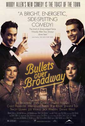 Bullets over Broadway - 11 x 17 Movie Poster - Style A