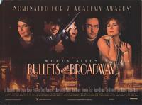 Bullets over Broadway - 30 x 40 Movie Poster - Style A