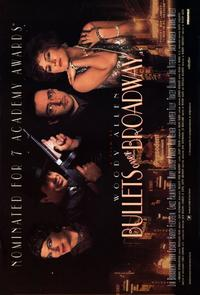 Bullets over Broadway - 11 x 17 Movie Poster - Style C