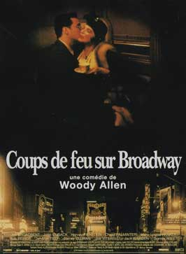 Bullets over Broadway - 11 x 17 Movie Poster - French Style A