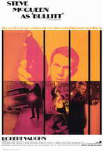 Bullitt - 11 x 17 Movie Poster - Style A