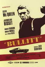 Bullitt - 27 x 40 Movie Poster - French Style A