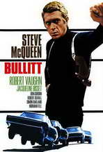 Bullitt - 27 x 40 Movie Poster - Spanish Style A