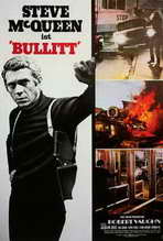 Bullitt - 27 x 40 Movie Poster - Style E