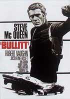 Bullitt - 11 x 17 Movie Poster - German Style B