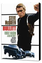 Bullitt - 27 x 40 Movie Poster - Spanish Style A - Museum Wrapped Canvas