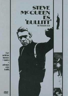 Bullitt - 11 x 17 Movie Poster - Spanish Style A